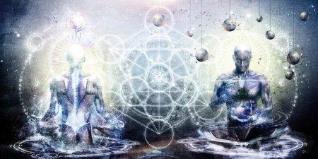Энергетическое поле человека и аура